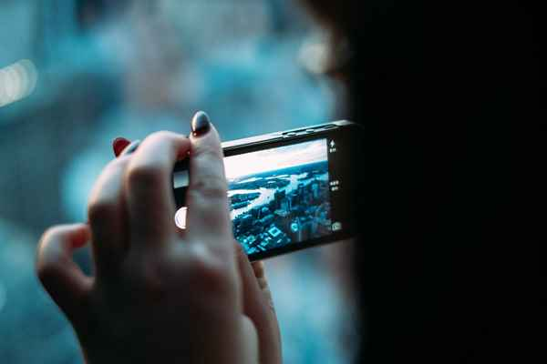 Najlepsze smartphony do nagrywania filmów